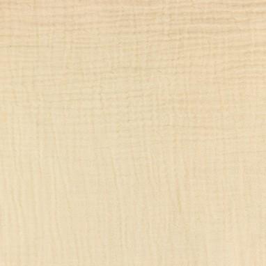 Hydrophilic Melange Cotton Light Sand