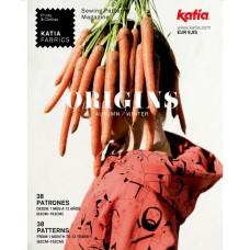 Katia Fabrics Origins magazine