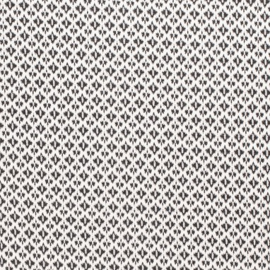 KNITTED FABRIC WITH DIAMONDS