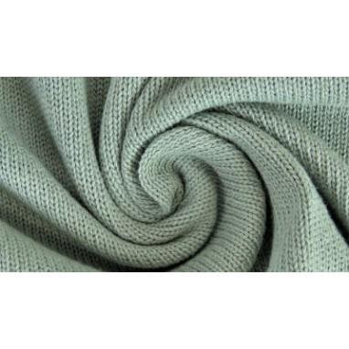 Cotton Knitted Dark Old Green