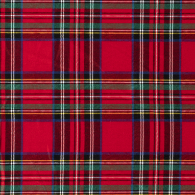 Scottish Check Spandex