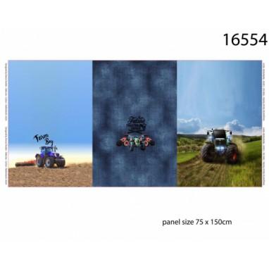 Stenzo panel Tractor
