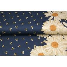 honeybee daisies