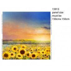 Ladies Panel Sunflowers