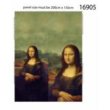 Mona Lisa Paneel