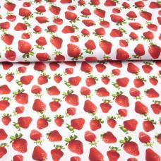 Digital jersey strawberry