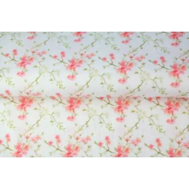 Stenzo poplin blossom white
