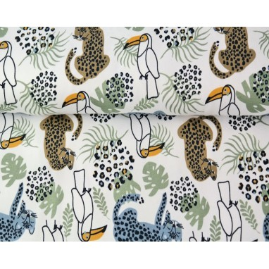 Stenzo hydrophilic / muslin Toucans and Panthers