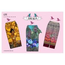 Super Nova Ladies pattern Lois