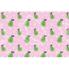 Jersey Printed Pim Pink Bipp