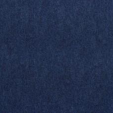 FRENCH TERRY GOTS DIGITAL JEANS - MEDIUM BLUE