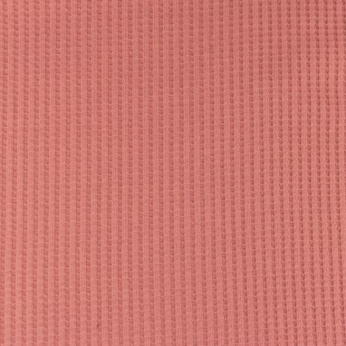 Waffle Jersey Old Pink