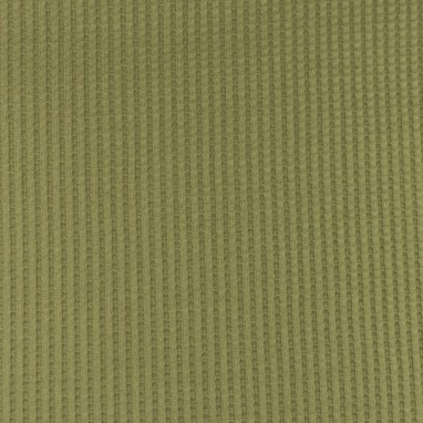 Waffle Jersey Old Green