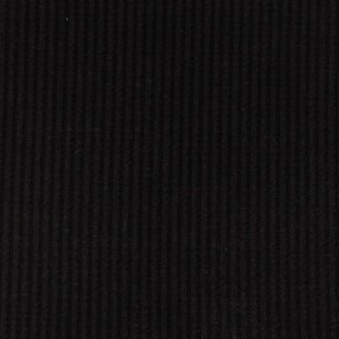 Waffle Jersey Black
