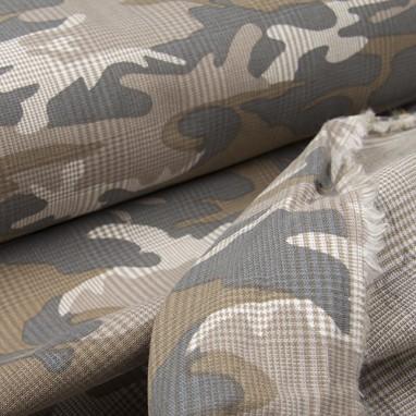 camouflage ruit