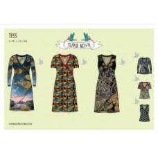 Super Nova Ladies pattern Tess