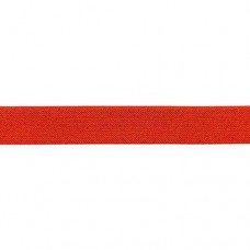Glitter Elastic 25 mm Red