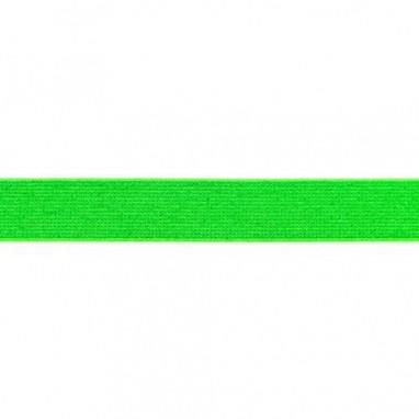 Glitter Elastic 25 mm Lime