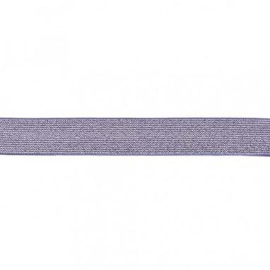 Glitter Elastic 25 mm Jeans