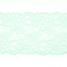 Stretchable Lace Uni Mint