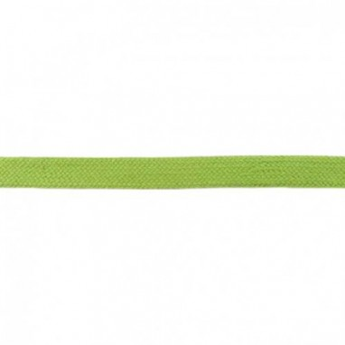 Flat Cord 20 mm Dark Lime