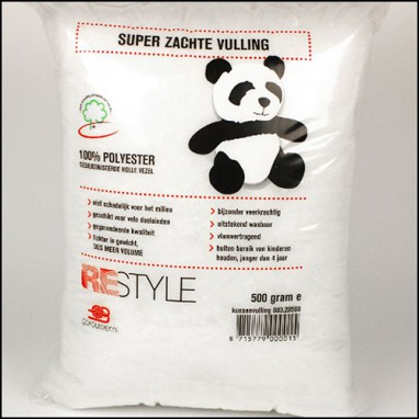 Panda Pillow filling 500 Gram