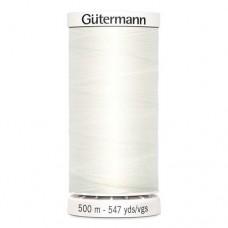Gutermann Polyester 500meter (coon) 111