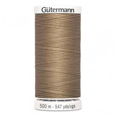 Gutermann Polyester 500meter (coon) 139