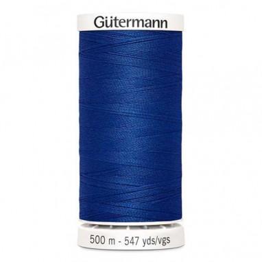 Gutermann Polyester 500meter (coon) 214