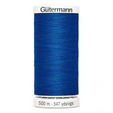 Gutermann Polyester 500meter (coon) 322