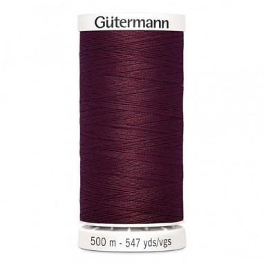 Gutermann Polyester 500meter (coon) 369