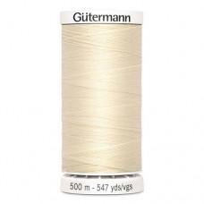Gutermann Polyester 500meter (coon) 414