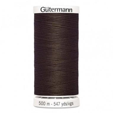 Gutermann Polyester 500meter (coon) 694