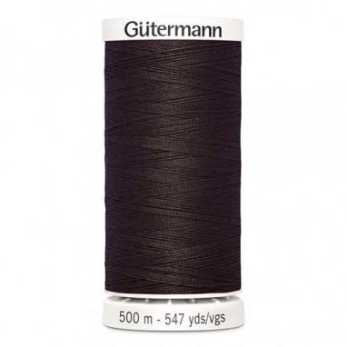 Gutermann Polyester 500meter (coon) 696