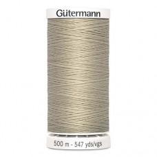 Gutermann Polyester 500meter (coon) 722