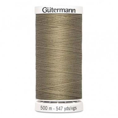 Gutermann Polyester 500meter (coon) 868