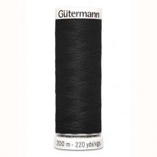 Gutermann Polyester 200meter (coon) 000