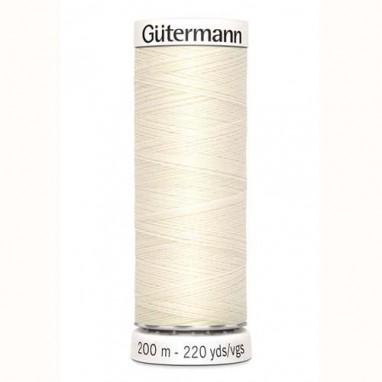 Gutermann Polyester 200meter (coon) 1