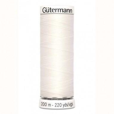 Gutermann Polyester 200meter (coon) 111