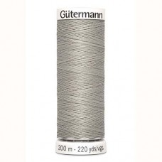 Gutermann Polyester 200meter (coon) 118