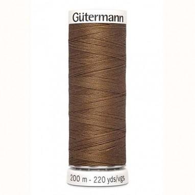Gutermann Polyester 200meter (coon) 124