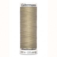 Gutermann Polyester 200meter (coon) 131