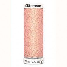 Gutermann Polyester 200meter (coon) 165