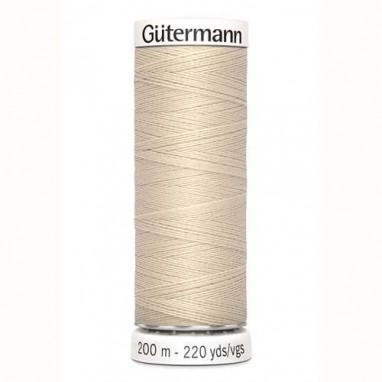 Gutermann Polyester 200meter (coon) 169
