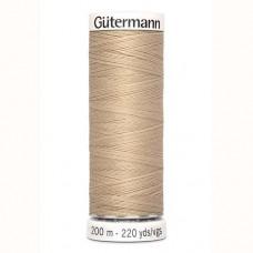 Gutermann Polyester 200meter (coon) 186