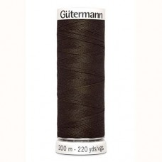 Gutermann Polyester 200meter (coon) 21