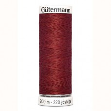 Gutermann Polyester 200meter (coon) 221