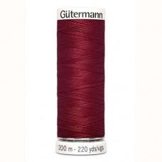 Gutermann Polyester 200meter (coon) 226