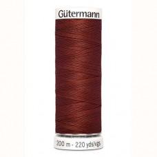 Gutermann Polyester 200meter (coon) 227