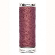 Gutermann Polyester 200meter (coon) 474